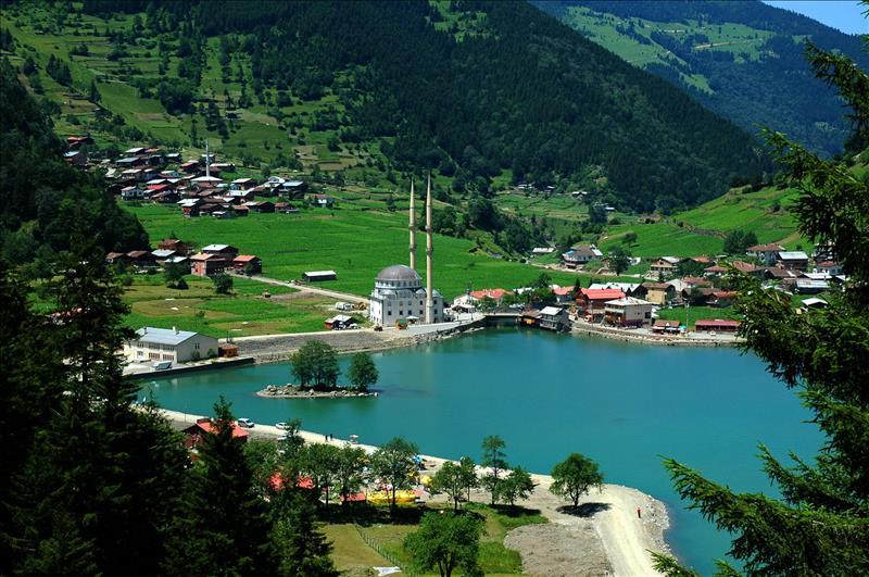 Antalya'dan Bir Karadeniz Masalı Turu 3 gece konaklamalı
