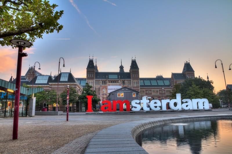Amsterdam Turu 3 Gece - Her Hafta hareket