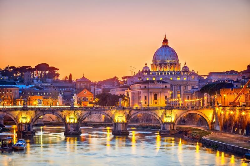 Roma Turu (13-16 Ekim 2018 Öğleden Önce Dönüş)