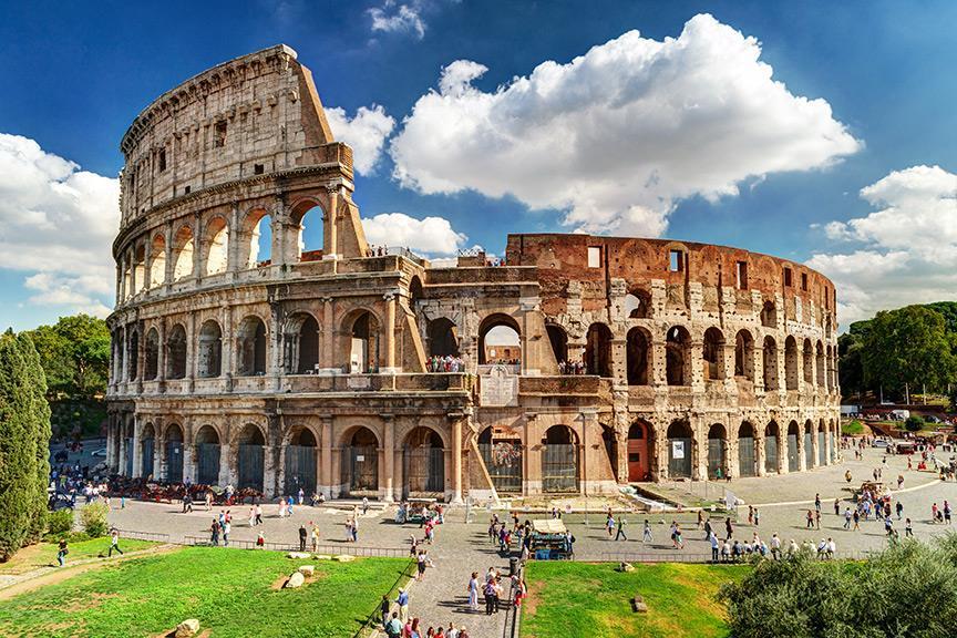 Roma & Floransa Turu THY ile Yılbaşı Özel