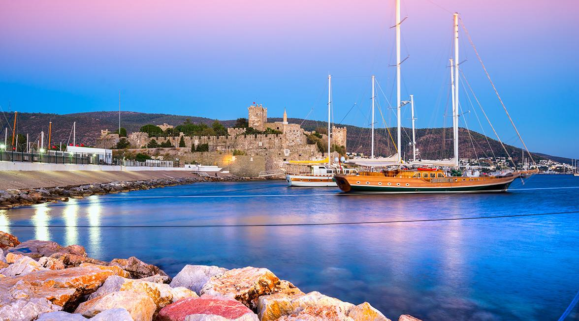 Adana'dan Uçaklı Ege&Akdeniz Turu