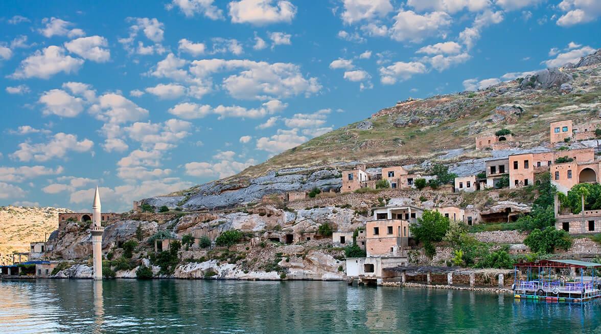 İstanbul'dan Uçaklı Elit Gap Turu Adana Başlar