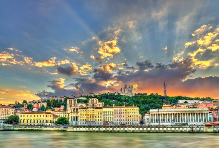 Ramazan Bayramı Marsilya & Lyon Turu