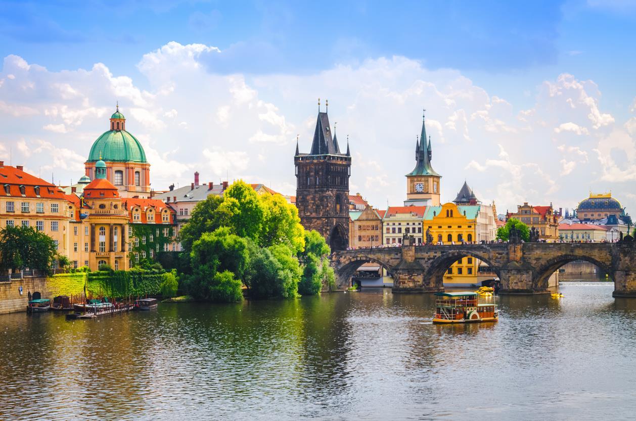 Orta Avrupa (Budapeşte - Viyana - Prag) Turu