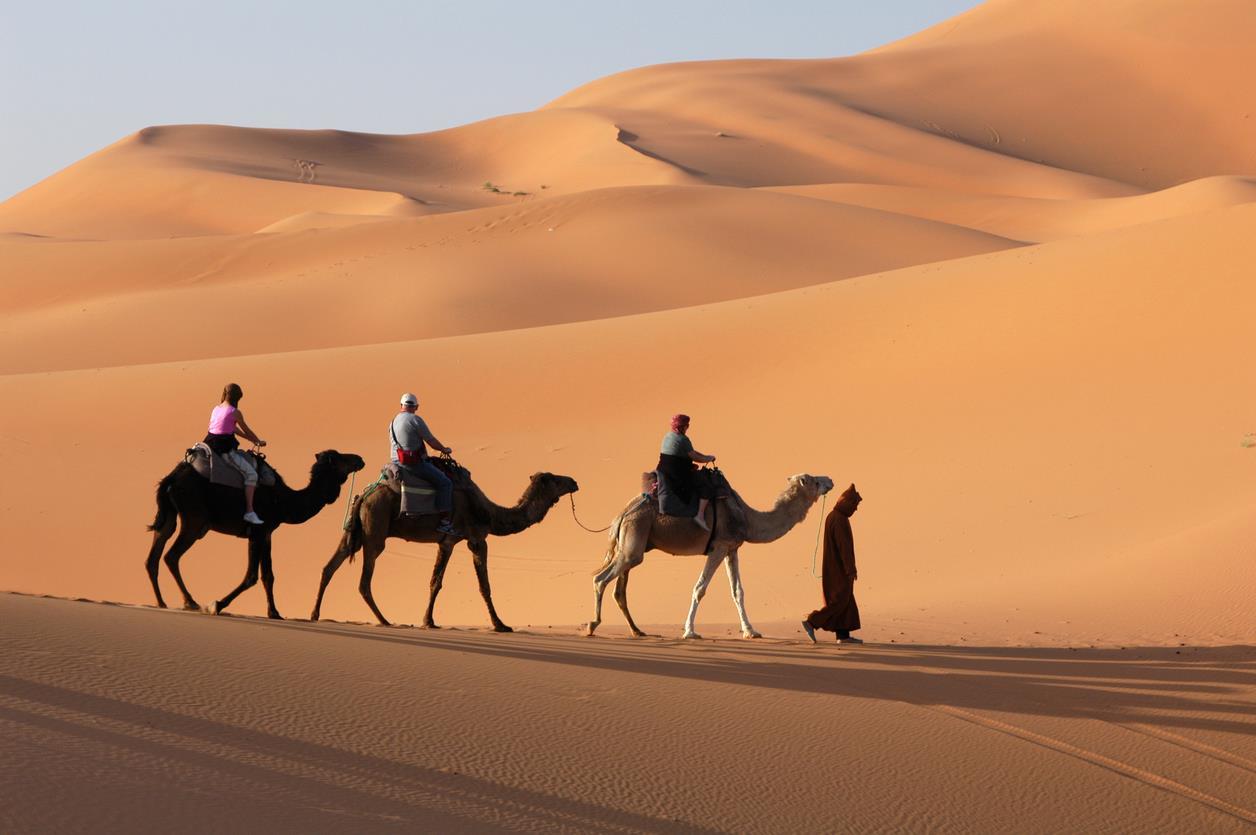 Büyük Fas ve Sahra Çölü Kurban Bayramı Özel