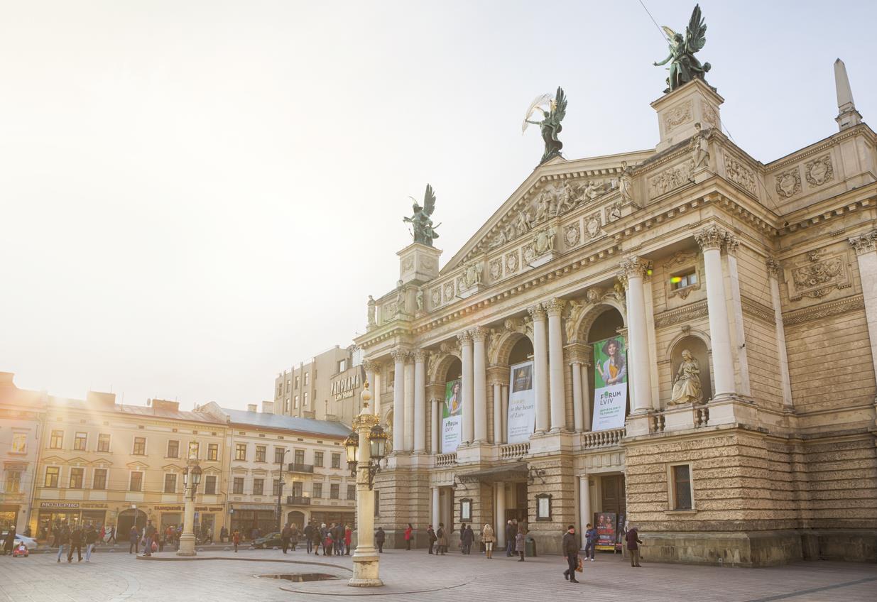 **Kurban Bayramı** Lviv Turu 3 Gece & Fırsat