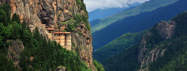 Antalya'dan Uçaklı Doğu Karadeniz Turu Perşembe-Pazar