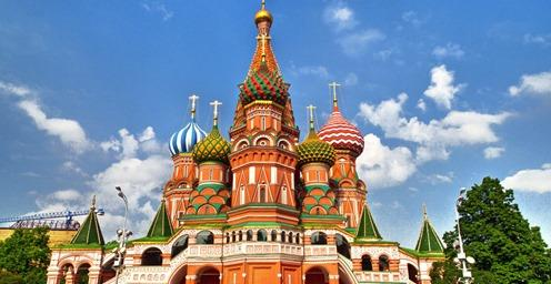 Moskova & St. Petersburg (Beyaz geceler) Ramazan Bayram Özel