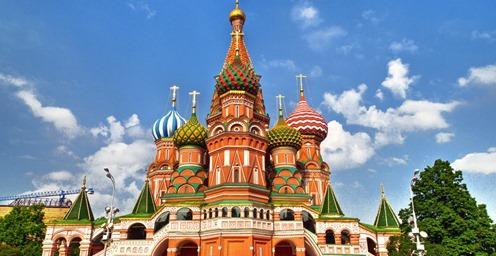 Moskova & St. Petersburg (Beyaz geceler) Ramazan Bayram Özel (St. Petersburg gider - Moskova döner)