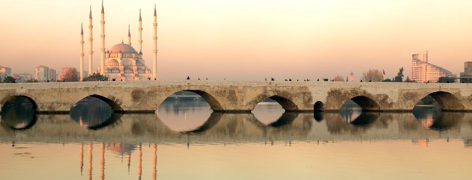 Ramazan Bayramı Özel Uçaklı Antakya-Mersin-Adana Turu