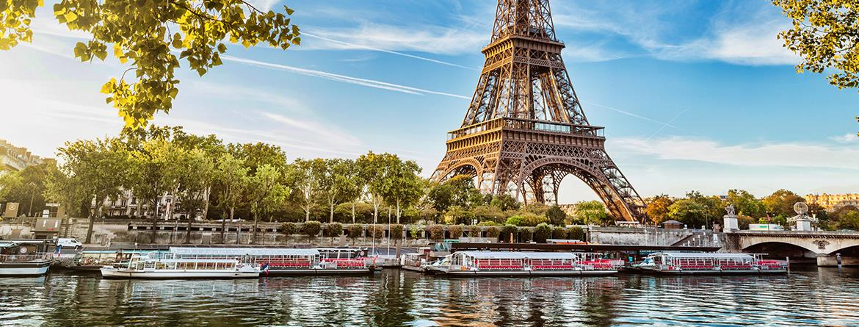 Paris Turu Pegasus Havayolları ile 3* Yarı Merkezi Oteller