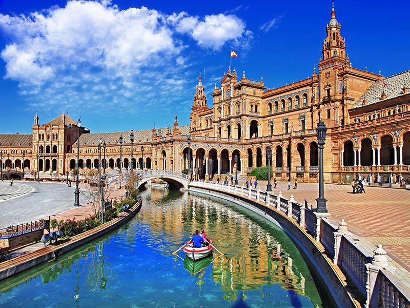 Büyük İspanya ve Endülüs Turu Kasım Hareket (Barselona gidiş 2019)