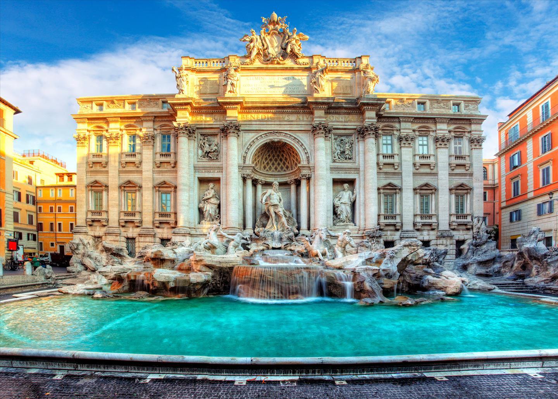 Roma & Napoli ve Amalfi Kıyıları Turu