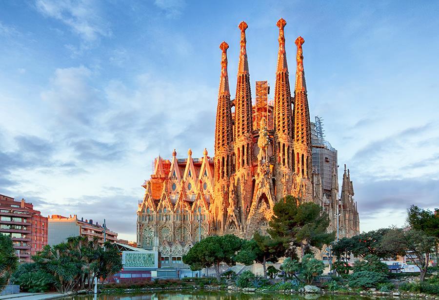 Barselona Turu 3 Gece 4 Gün