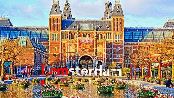 Amsterdam Turu 2 gece 4* Corendon Vitality Hotel