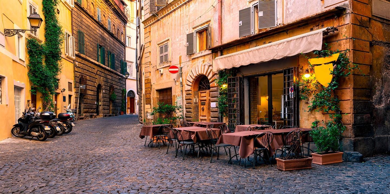 Espresso İtalya Turu Kurban Bayram Özel (FCO - BLQ)