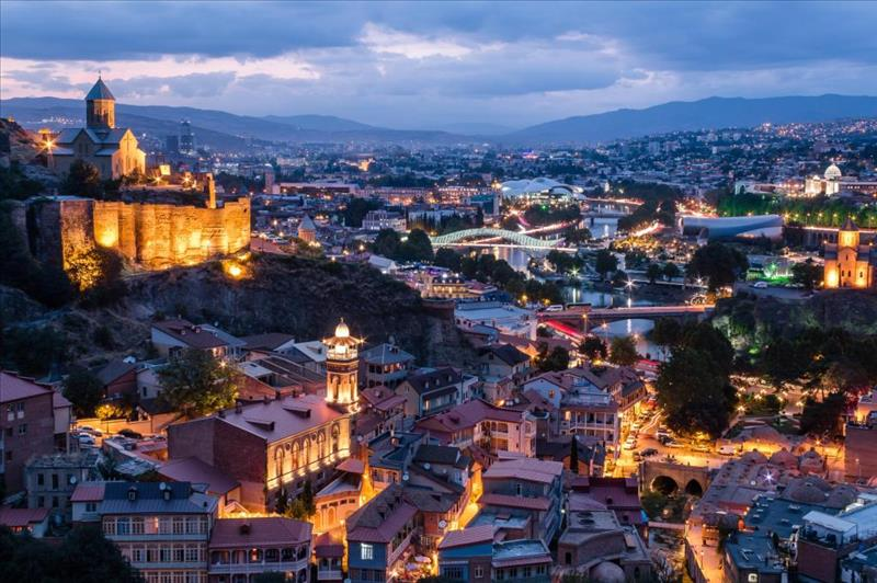 İzmir'den Uçaklı Karadeniz Tiflis-Batum Turu